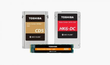 Toshiba Unveils New SSDs for Data Centers