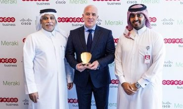 Ooredoo achieves Cisco Gold partnership
