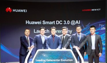 Huawei powers data centers with AI