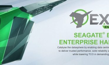 Seagate launches enterprise class data centre drive
