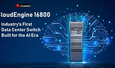 Huawei launches AI-driven data center switch