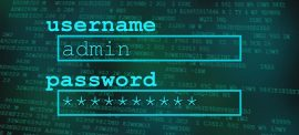 Password the simplest security