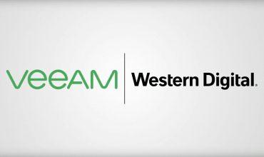 Western Digital IntelliFlash all-flash arrays integrates with Veeam