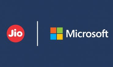 Reliance Jio and Microsoft partners together