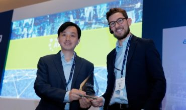 "Huawei won the ""Best Edge Computing Technology"" Award"