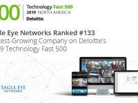 Eagle Eye Networks among Deloitte's Technology Fast 500
