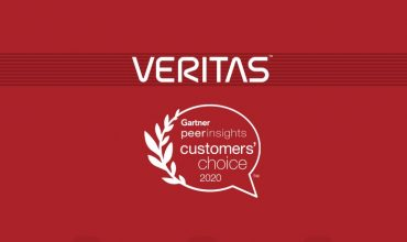 Veritas features among Gartner's Peer Insights Customers' Choice