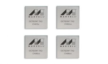 Marvell announces the latest family of infrastructure processors, OCTEON TX2