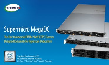 Super Micro launches MegaDC servers for hyperscale datacenters
