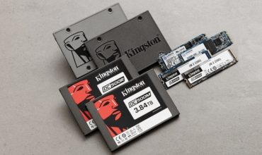 Kingston's SSD business continues to grow at a strong rate