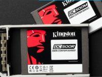 Kingston starts shipping 7.68 TB data center SSDs