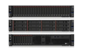 Lenovo DCG launches AMD EPYC powered two-socket rack servers