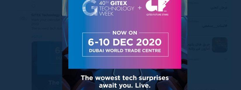 Gitex Technology Week reschedules for December