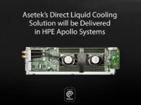 Asetek collaborates with HPE to deliver data center liquid cooling solutions