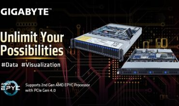 GIGABYTE launches two new rack servers for data centers