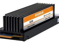 Kioxia introduces PCIe 4.0 OCP NVMe Cloud Specification enabled SSD