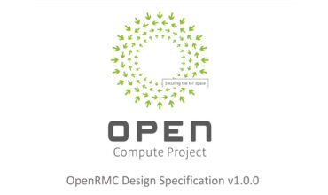 Inspur-led OpenRMC open compute project releases OpenRMC Design Specification v1.0