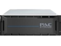 PAC Storage integrates with BOXX to provide complete data center solution