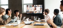 Securing devices in the hybrid workplace