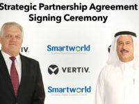 Smartworld and Vertiv join hands together